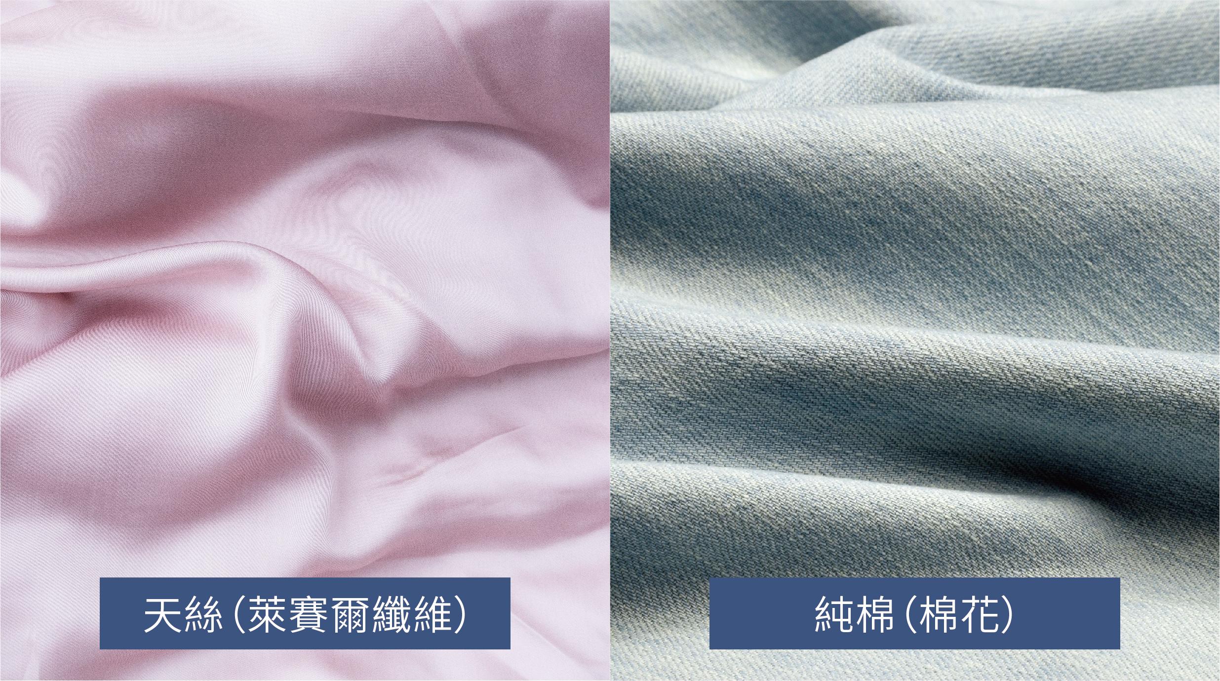 1091030 天絲床包 天絲與純棉床包的差異
